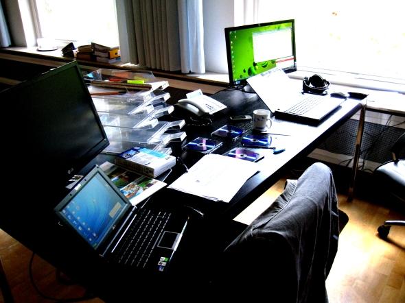 Editing Lounge